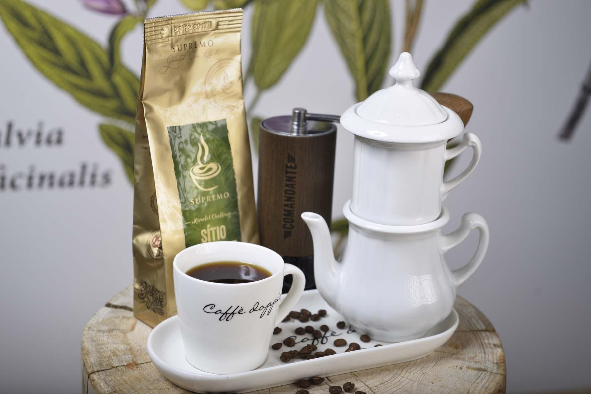Jak na kávu alternativně