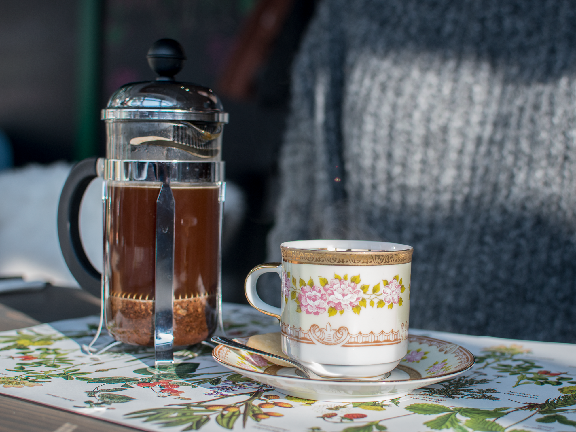 Alternativní příprava kávy